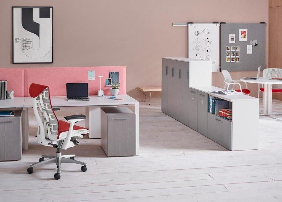Silla Embody de oficina operativa de Herman Miller