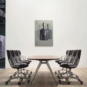 Mobiliario de oficina de reuniones