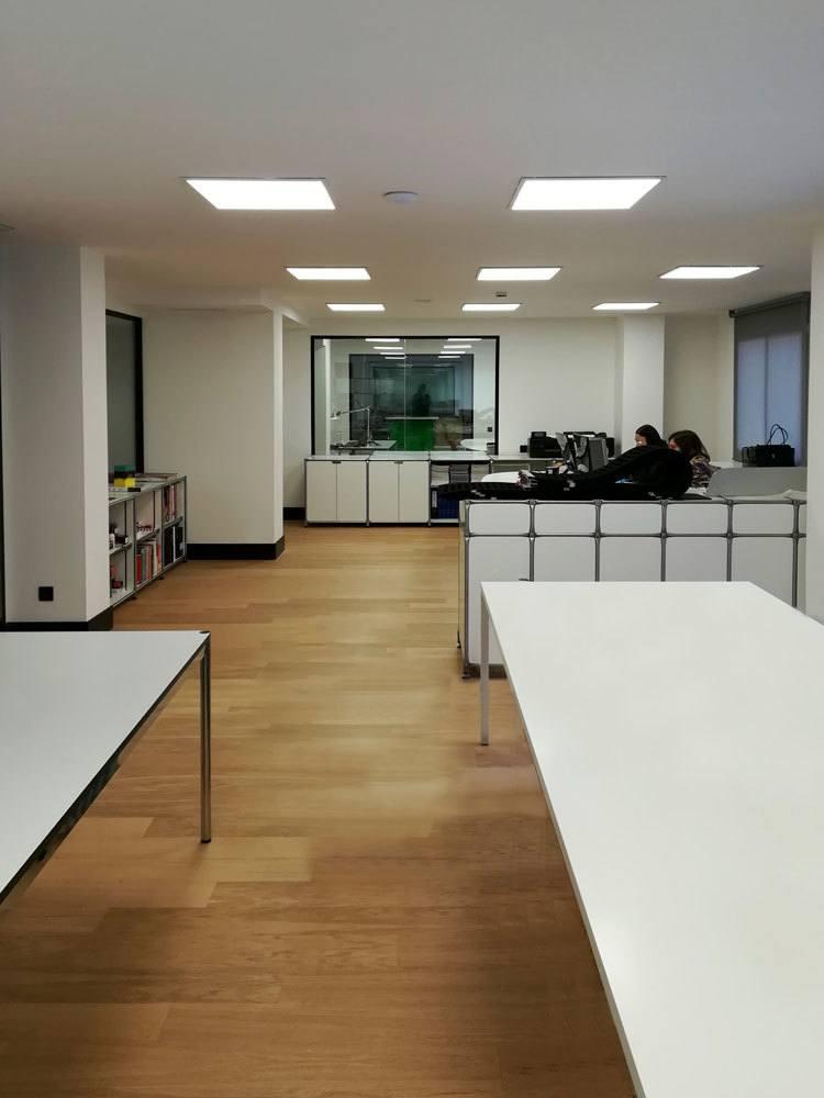 Zona operativa estudio de diseño