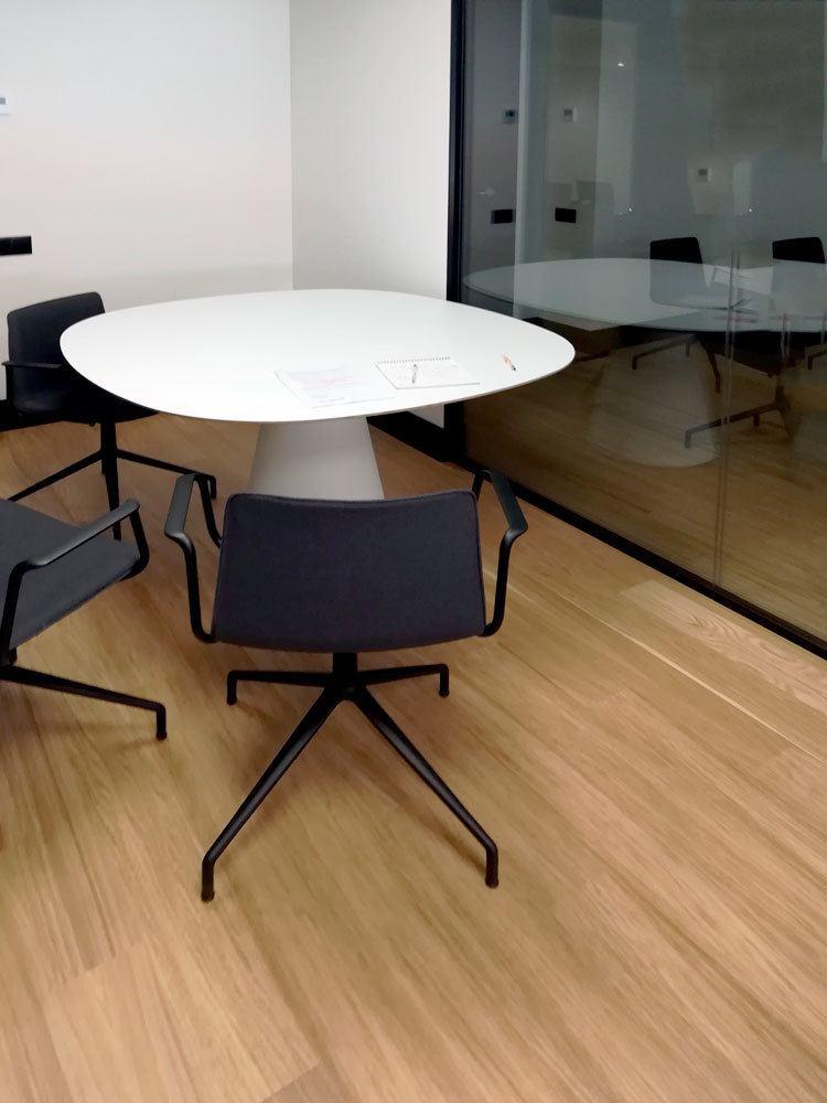 Zona reuniones estudio de diseño