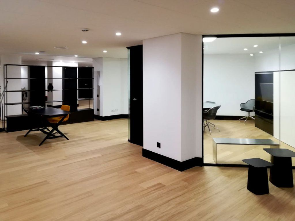 Instalaciones estudio de diseño e innovación
