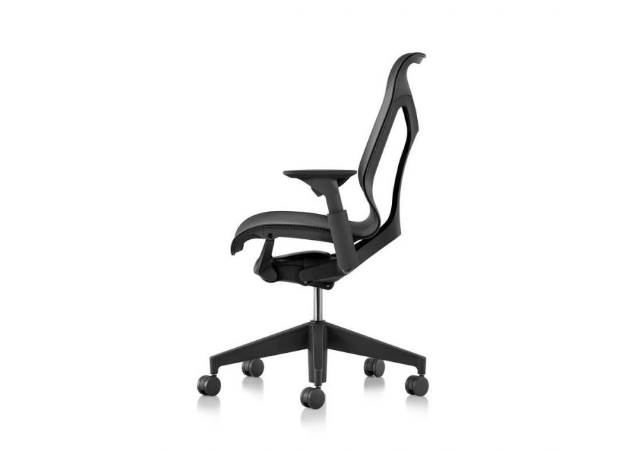 Silla Cosm Mid Back lateral