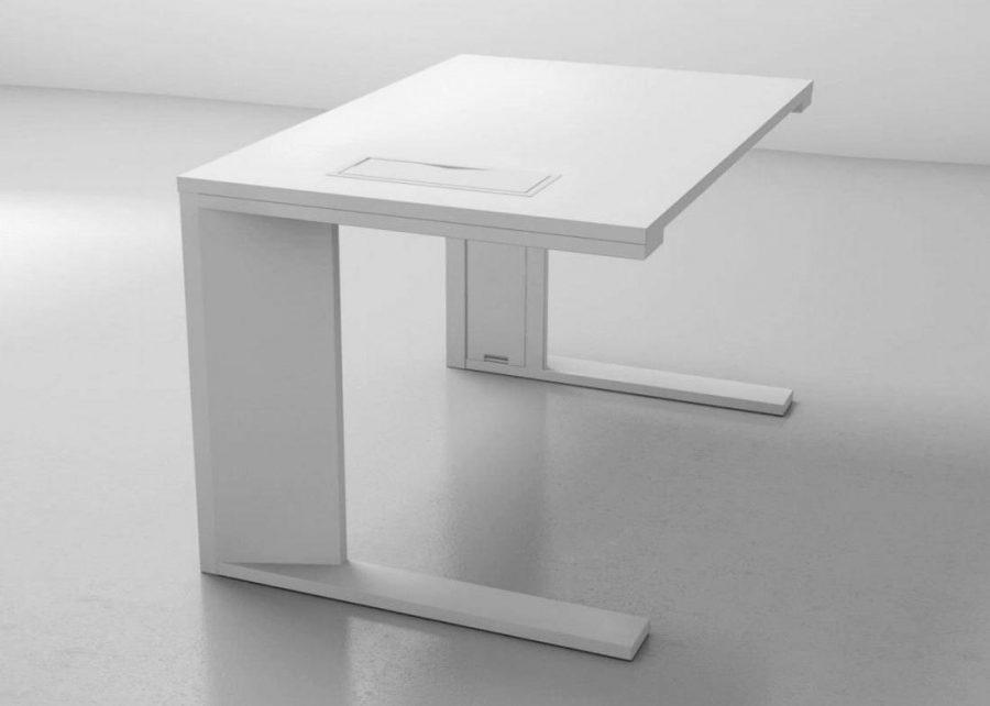 mesa ce individual caja electrificación