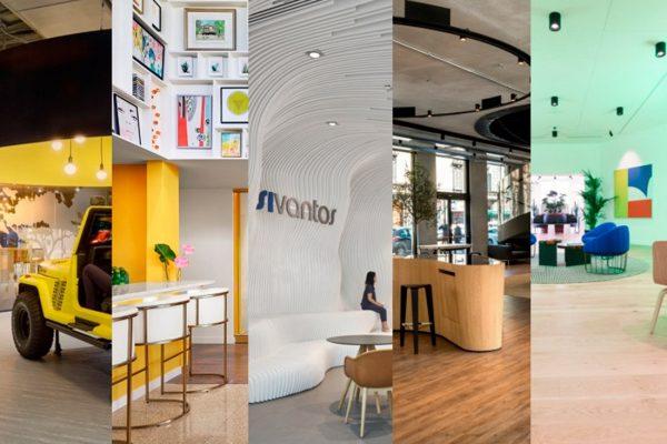 5 oficinas creativas del mundo