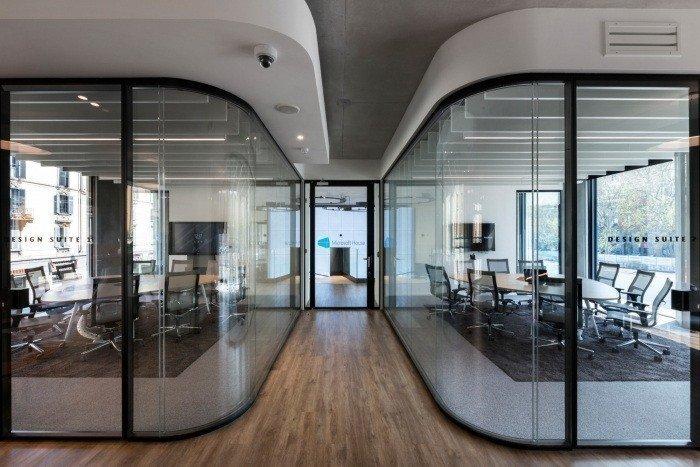 sala de reuniones microsoft house