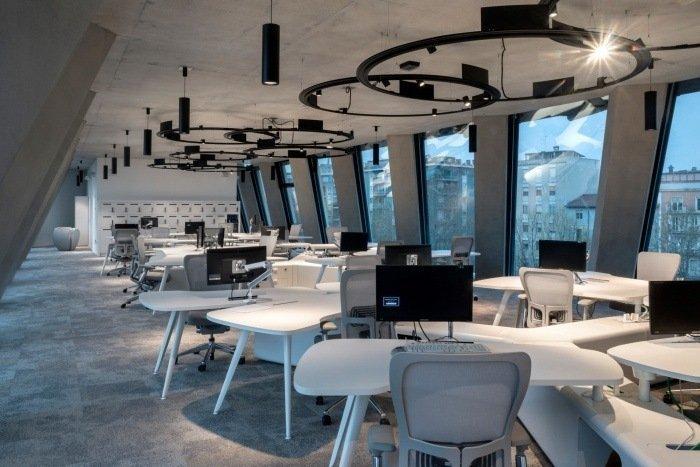 sala operativa microsoft house