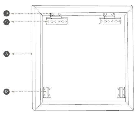 Colocación paneles Addenda