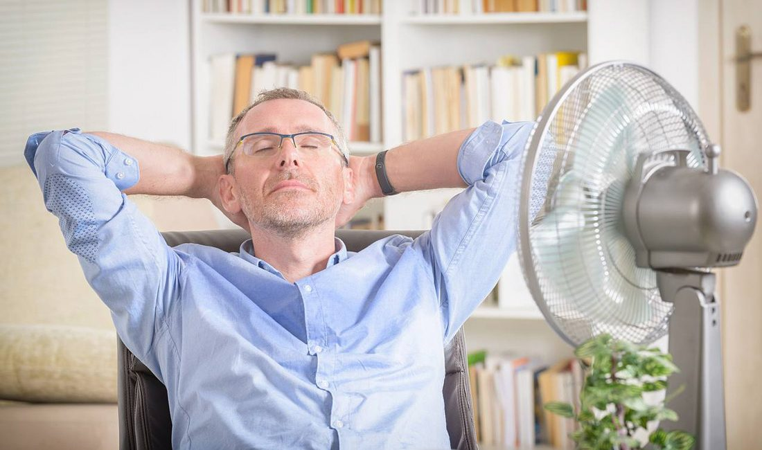 Control de la temperatura en la oficina