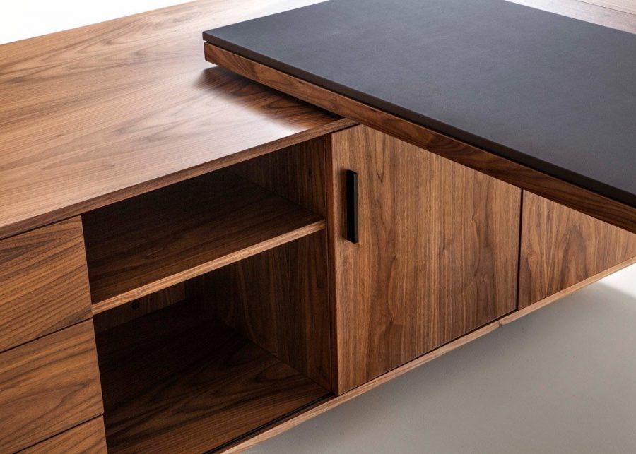 Mesa BAT Executive detalle mueble