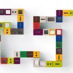 Papelera reciclaje PickUp colores