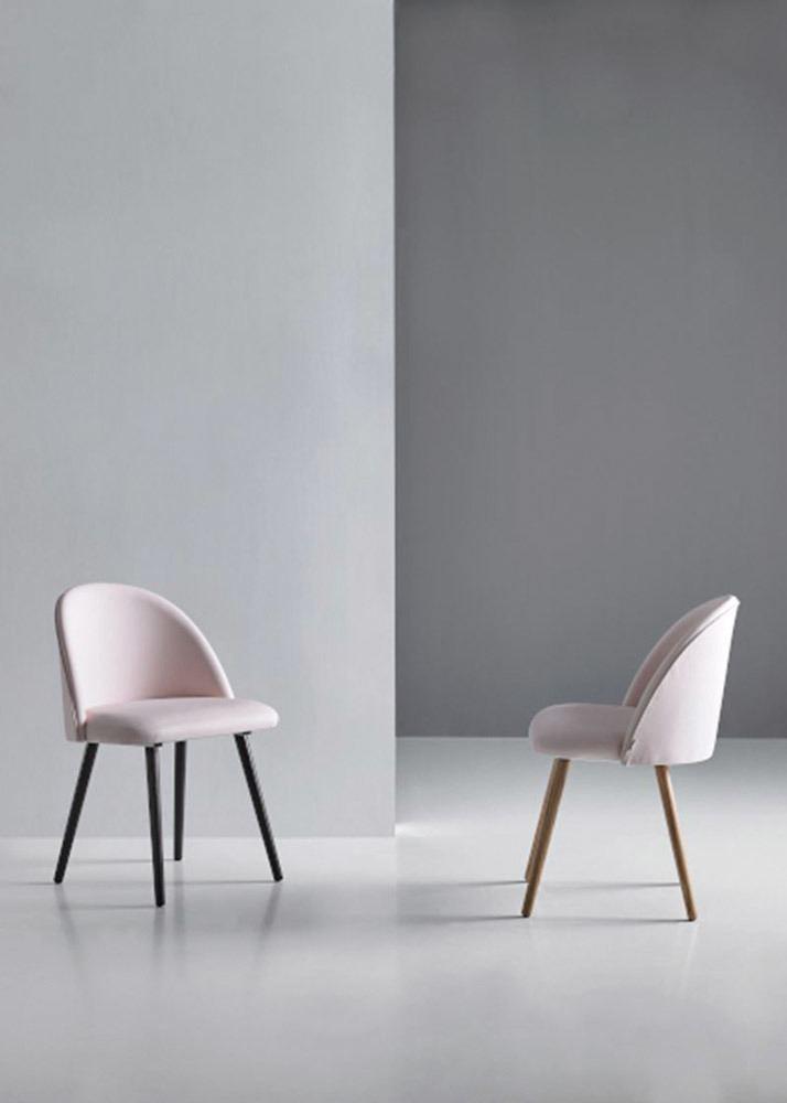 silla chelsea de 4 patas