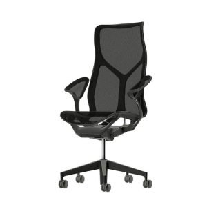 Silla Cosm High Back Graphite