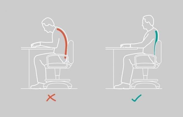 ¿Que es una silla ergonómica?