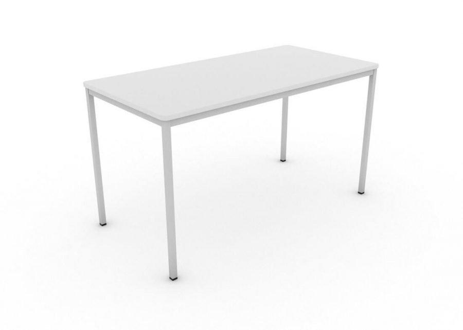 Mesa diversos Aluminio Blanco