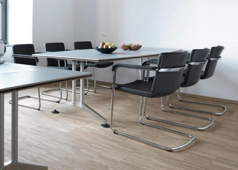 Mesa Logon Semi-dirección de reunión