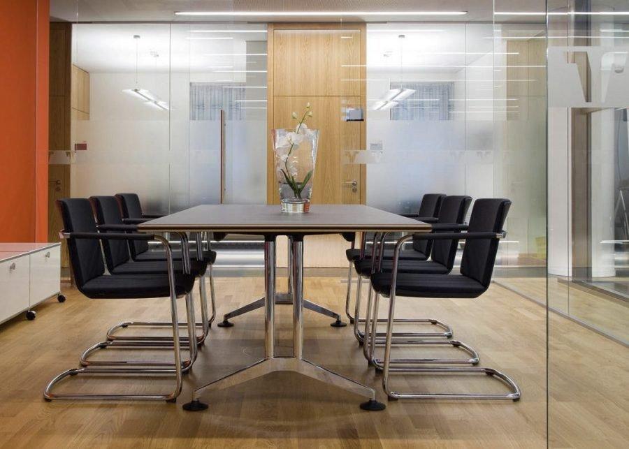 Mesa Logon Semi-dirección reuniones
