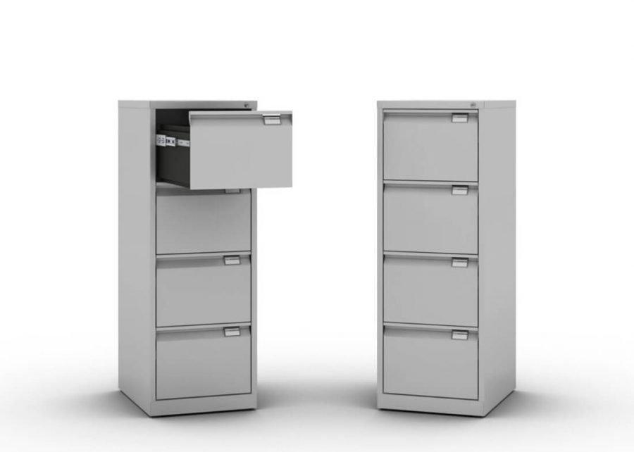 archivador-metalico-plata