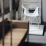 Silla Fox de madera de fresno Pedrali