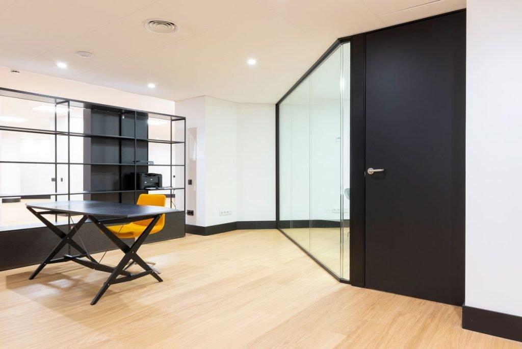 Instalaciones estudio de diseño en València
