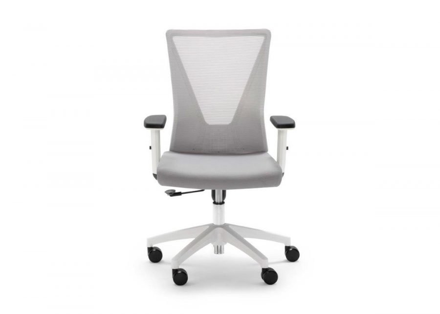 Silla Home Office color blanco