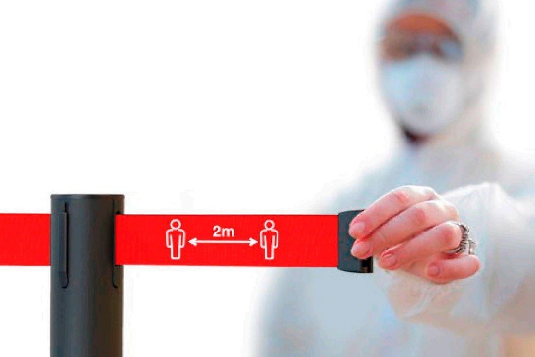 Protegerse del coronavirus en la oficina de manera efectiva