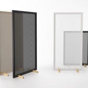 panel separador Parban gama colores