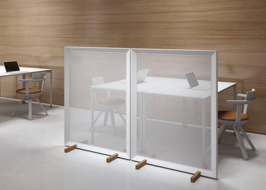 panel separador Parban gama de oficinas