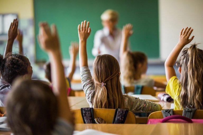 Adaptar las aulas de los colegios