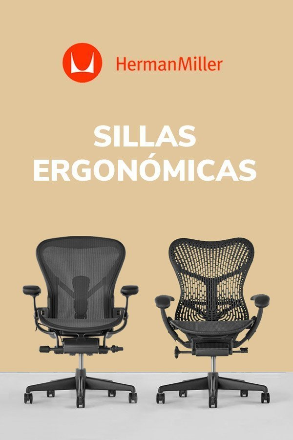 Herman Miller Sillas Ergonómicas