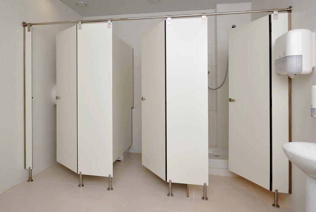 cabinas sanitarias para baños ofival