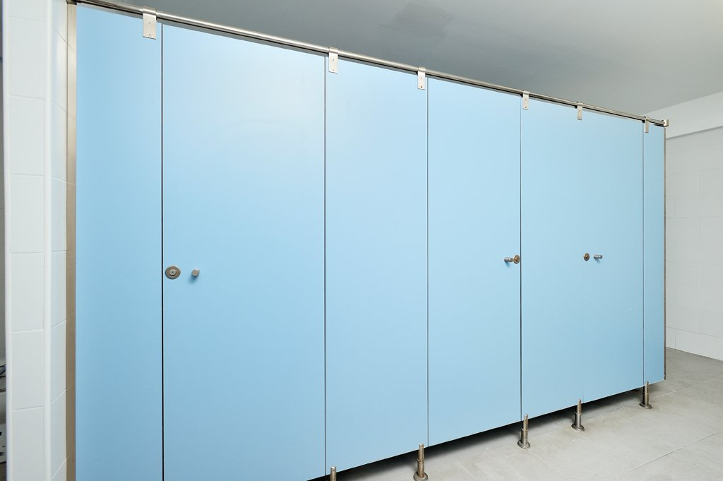 cabinas sanitarias vestuarios ofival