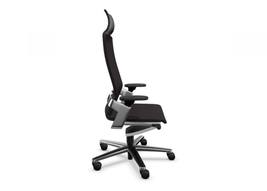 Silla On 175/7 Cromo lateral