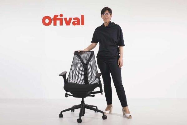 Vídeo características silla Sayl