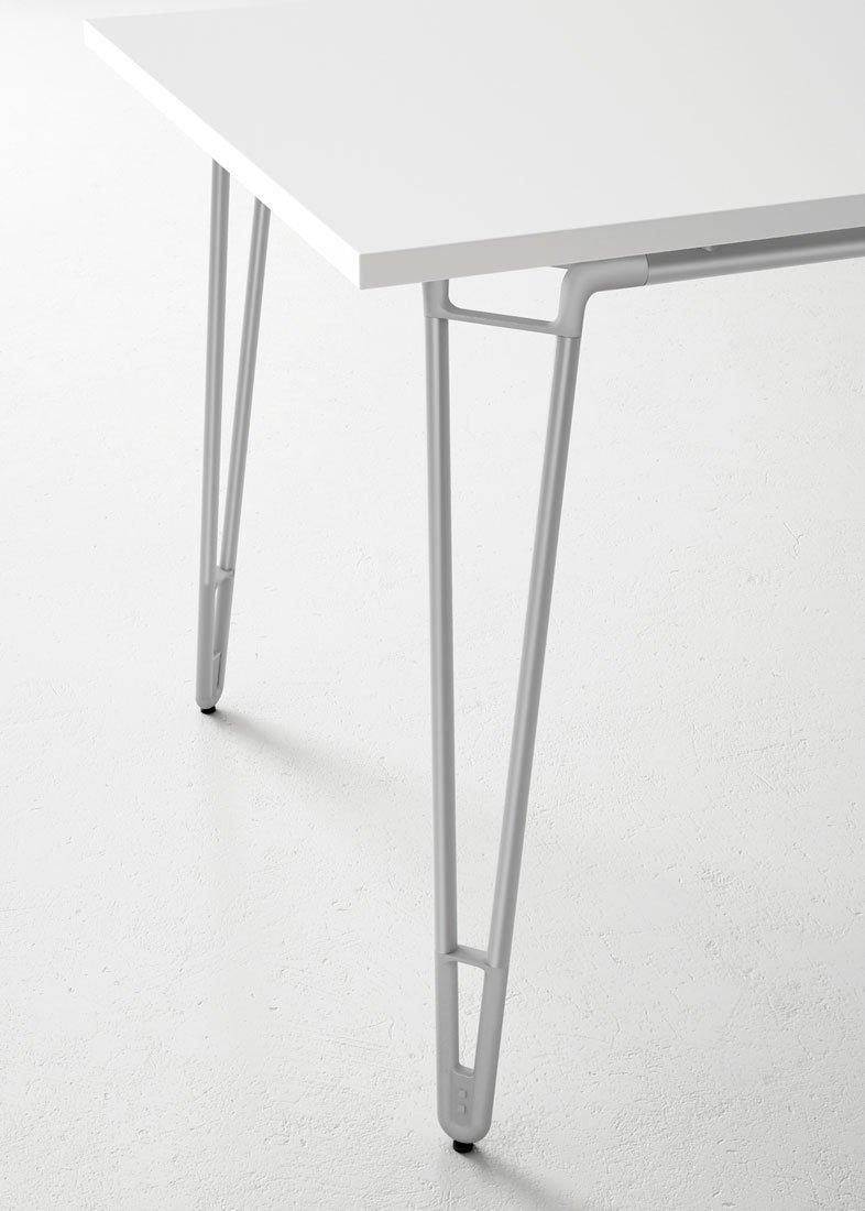 mesa wire operativa estructura metálica