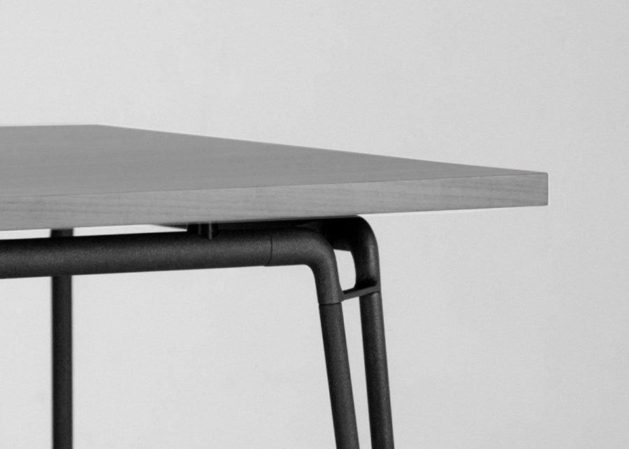 mesa wire operativa detalle sobre de mesa