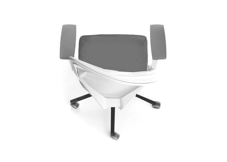 Silla DOT.HOME White Edition flexible
