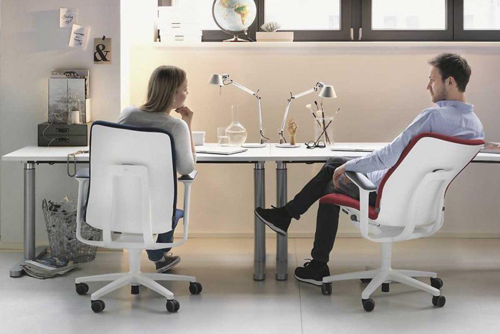 sillas ergonómicas de oficina un soporte saludable