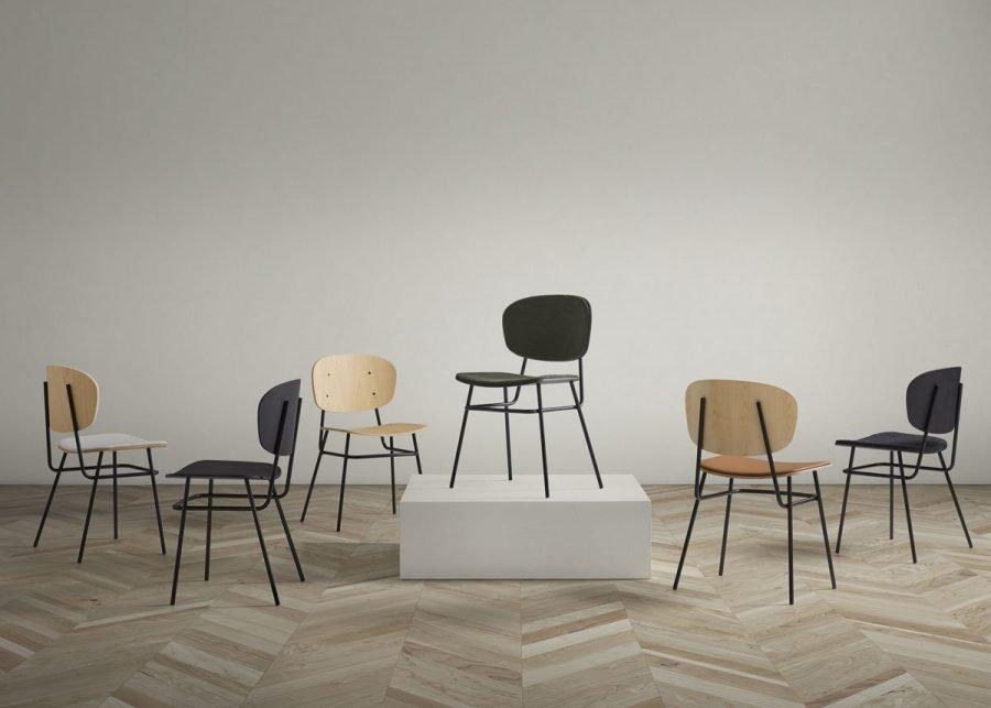 Colección silla fosca blasco vila