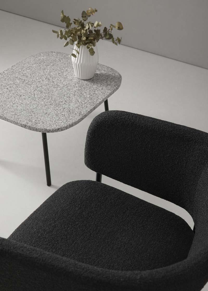 detalle colección silla RC Metal Easy Chair