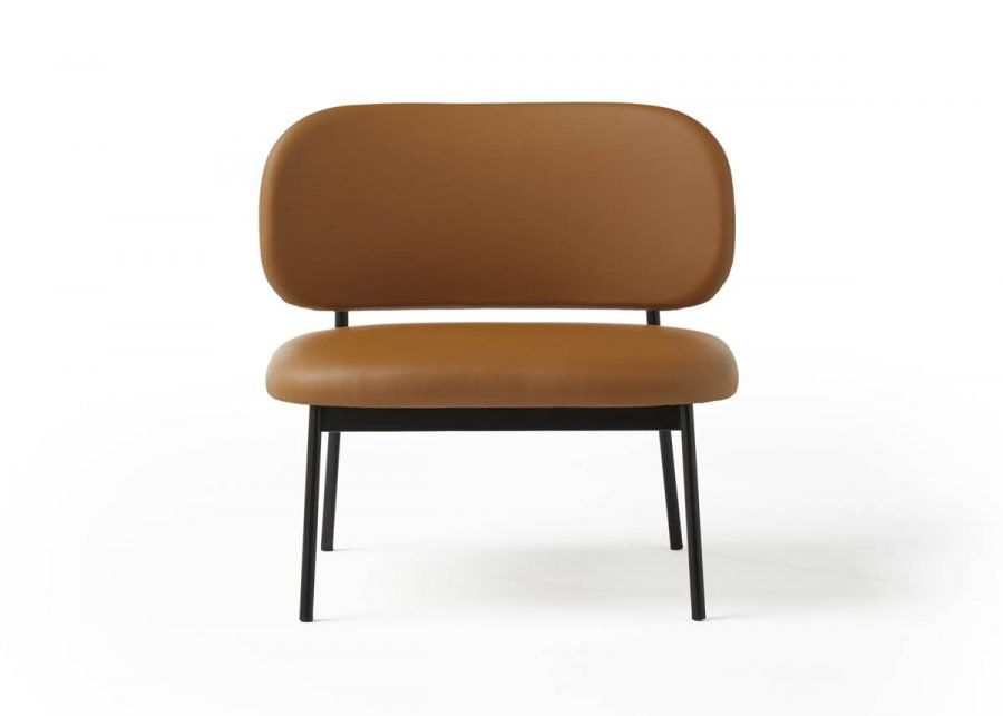 frontal lobby chair RC metal