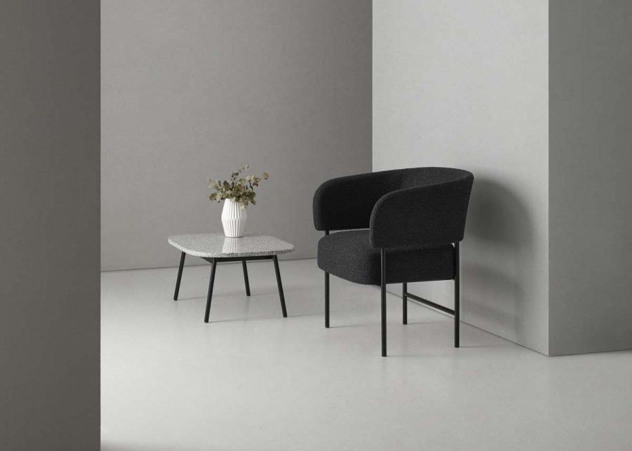 Sala de espera RC Metal Easy Chair