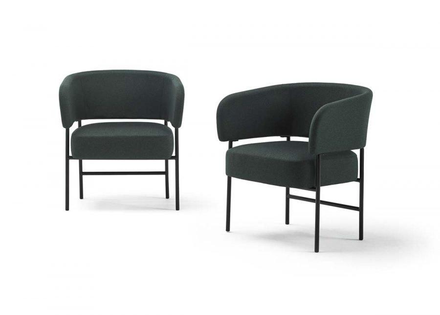 Silla RC Metal Easy Chair