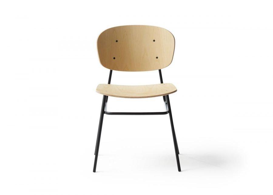 silla fosca fresno natural