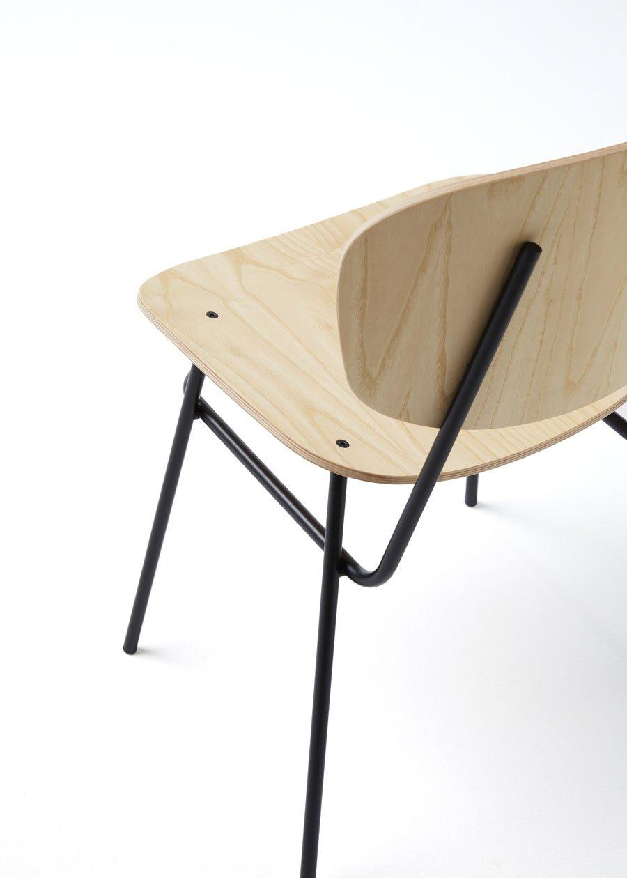 silla fosca fresno natural detalle respaldo