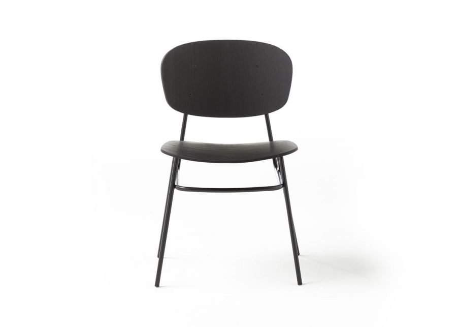 silla fosca fresno negro