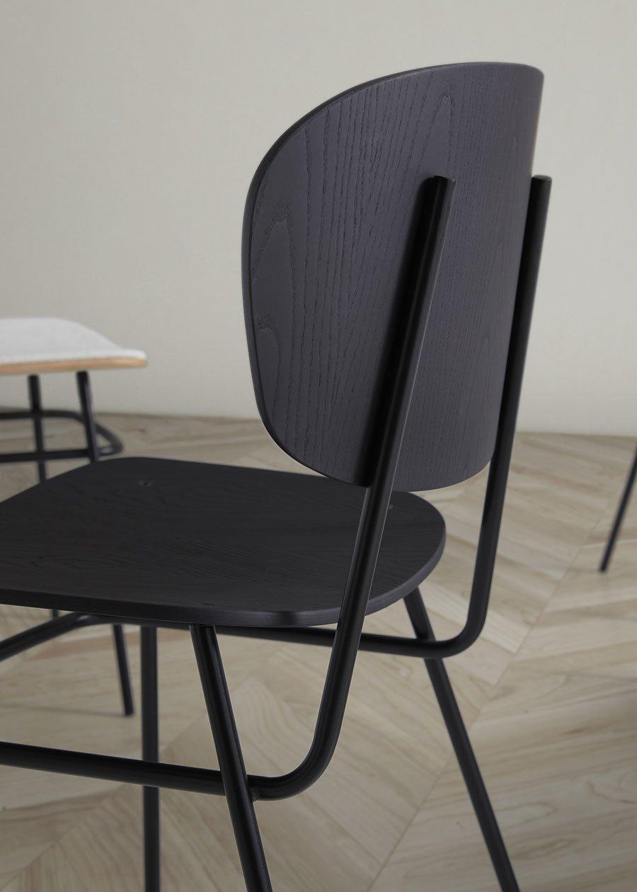 silla fosca madera fresno detalle respaldo