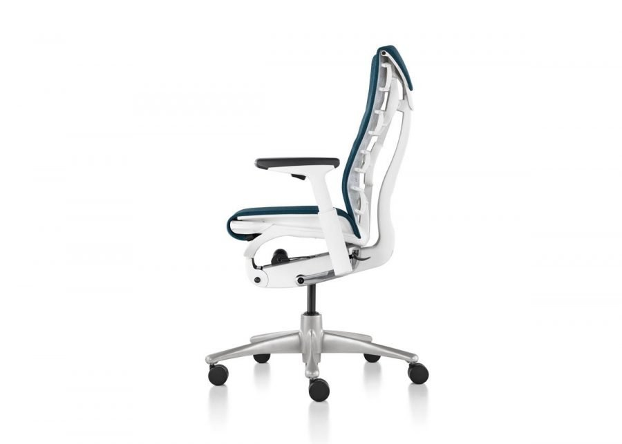 Silla Embody Blue Lateral