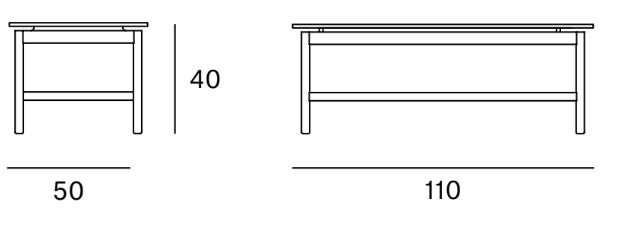 medidas mesa rem 110x50