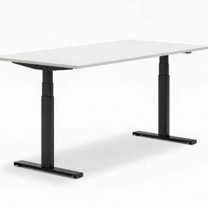 mesa stand up negro blanco