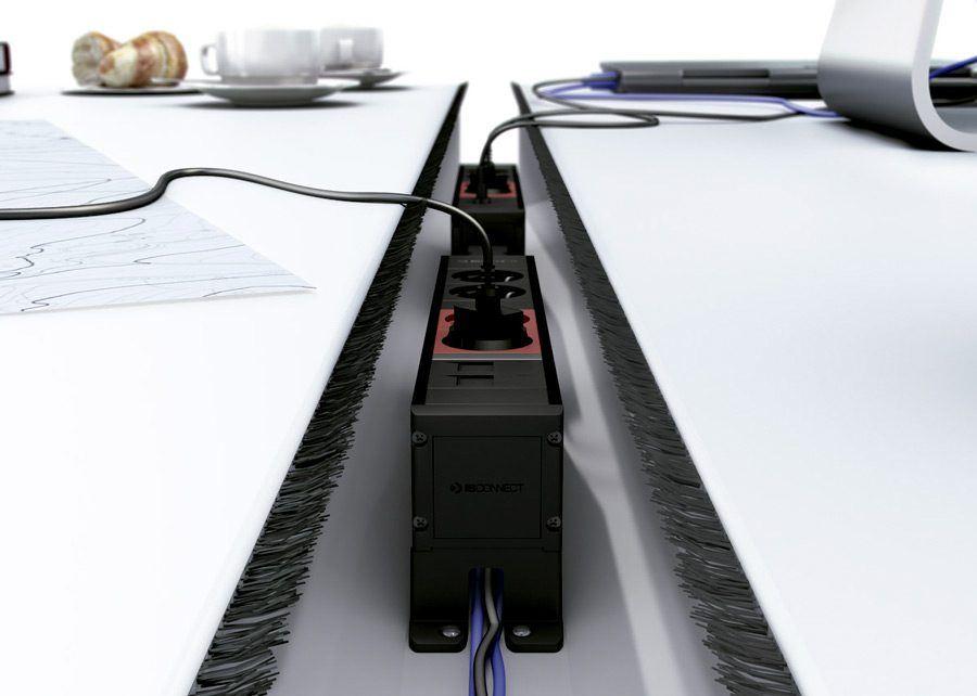 Cubo Electrificación Detalle